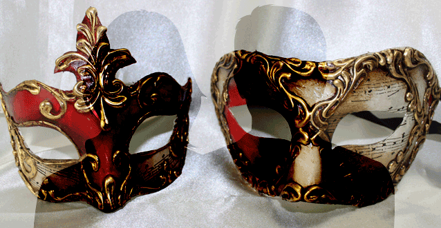 Couple Masks